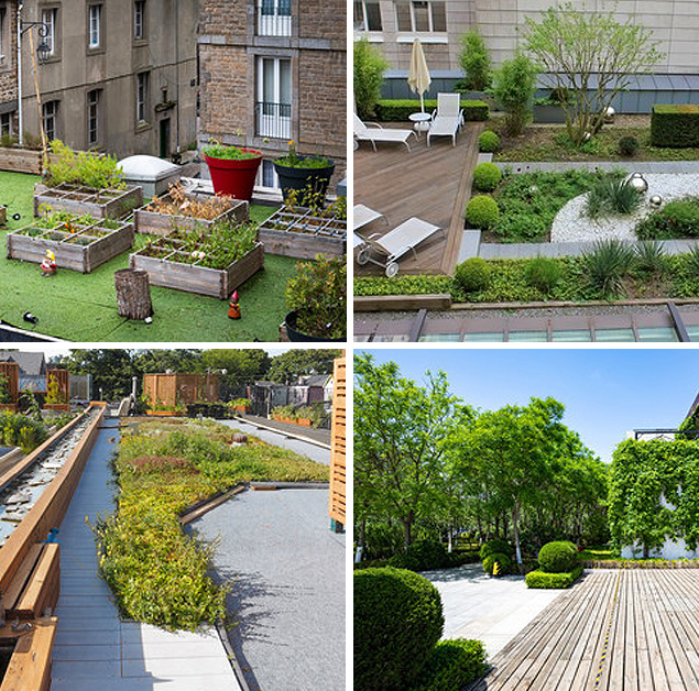 green-roofs